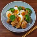 ポン酢と旨みだしで簡単!鶏手羽元のさっぱり煮