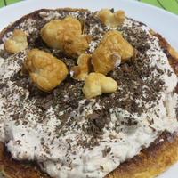 マロンクリームチョコミントパイ (キッチン ラボ)