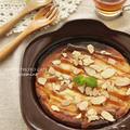 アーモンドキャラメルのバナナパンケーキ by ローズミントさん
