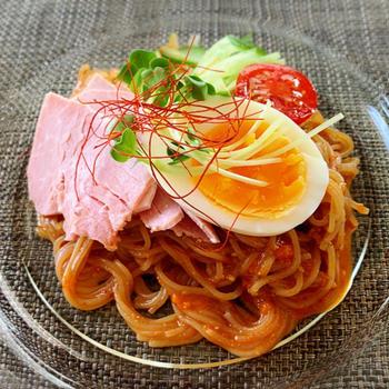 韓国料理レッスン♡・・・東京銀座イタリア料理・家庭料理教室