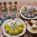 ハッピーイースター♡ゆで卵レシピ