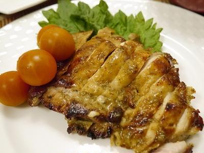 ★ 夏にさびない体アンチエイジングの鶏焼き