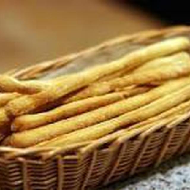 パン&料理 教室レポート グリッシーニ&ミラノ風カツレツ#2