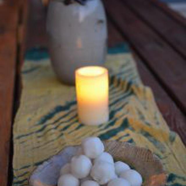 お月見の日✿里芋を使ったおうちごはん♪