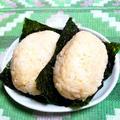 ツナマヨ麺つゆおにぎり