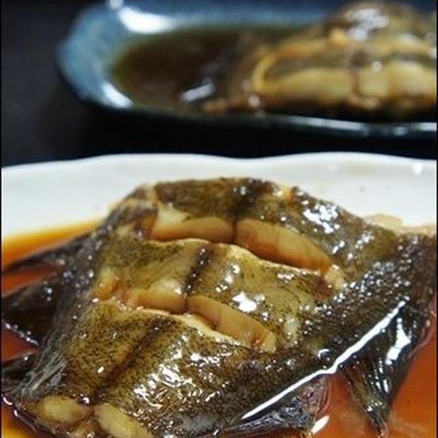 【ヒラメのレシピ】ひらめのお煮つけ♪と、おいしい煮魚のコツ。