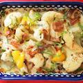 ベーコン風味な冬野菜のソテーチーズ焼き