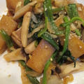 簡単♪高野豆腐のフライパン焼き