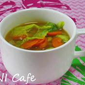 レタスカレースープ