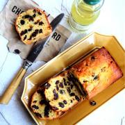 ♡バター不使用♡ラムレーズンパウンドケーキ♡【#簡単#お菓子#コッタ】