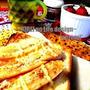 *【日経レシピ】朝に☆あまじょっぱバナナチーズメープルトースト*
