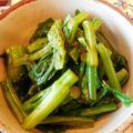 デッキでご飯~ 大根ミートローフ ~ 青菜の温野菜 ~ 豆腐サラダ by Cookieさん