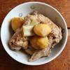 栗と鶏肉の中華煮込み
