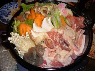 [その他] 美酒鍋(びしょなべ)