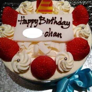 息子2歳♡お誕生日おめでとう♪