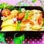激安野菜で中華あんかけ*3/20・火曜日のお弁当♪