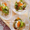 夏向けおつまみ『ねば旨♪イカとオクラの香味梅肉和え』、今年も運動会! by Yoshikoさん