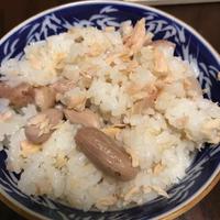 【レシピ】落花生とツナの混ぜごはん