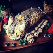やっちゃった(涙)と、ネコバスチョコケーキの作り方❤