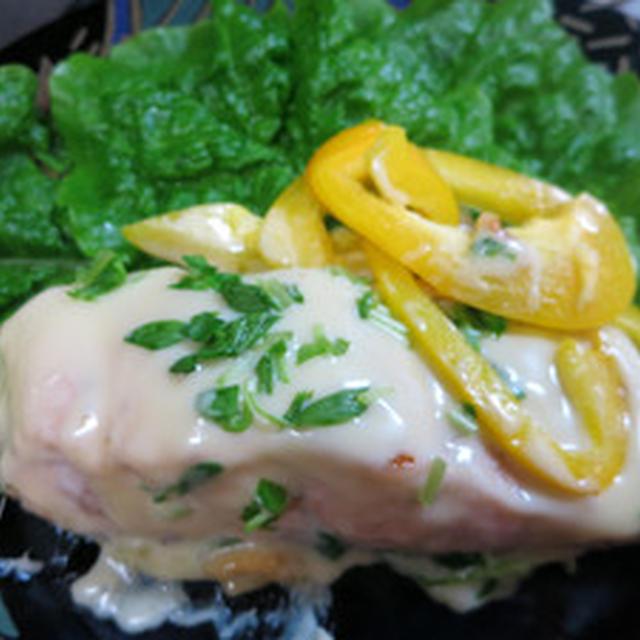 生ザケの柚子こしょうチーズ