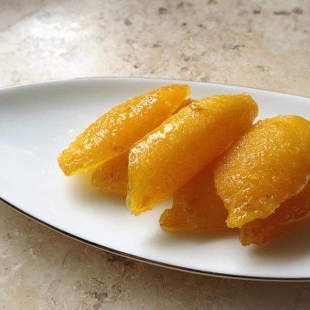 無農薬の柚子で 「柚子ピール」「柚子茶」