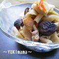 """掲載"""" 朝時間.jp 今日のイチオシ!割り干し大根のホルモン煮 by YUKImamaさん"""