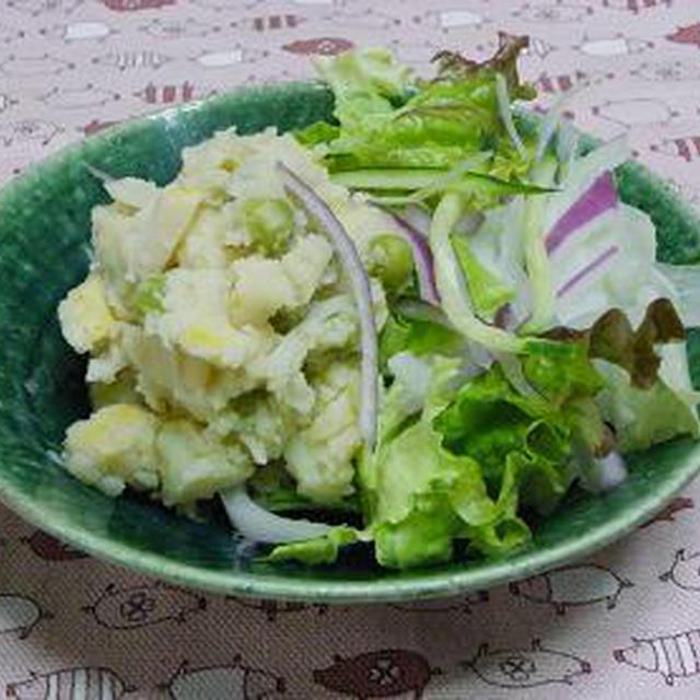 ☆春満載♪のポテトサラダ☆