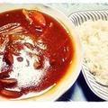 カレールーでスープカレー