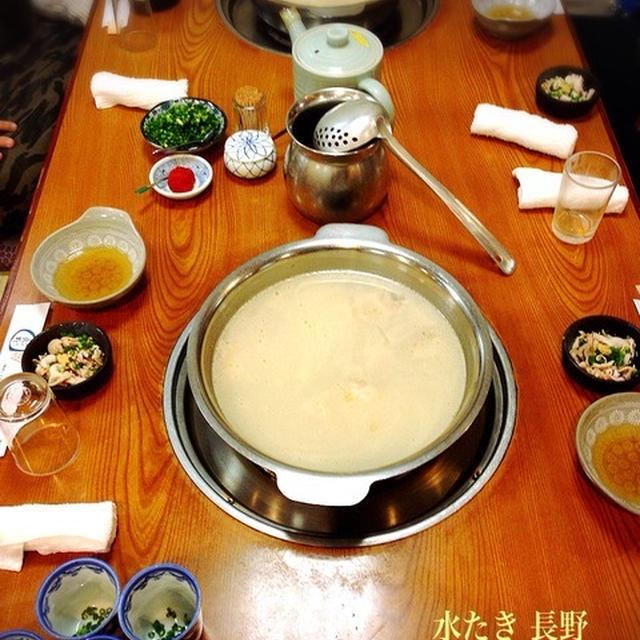 白濁スープへの情熱。