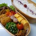 11月29日 牛肉の甘辛オイソース炒め弁当 by カオリさん