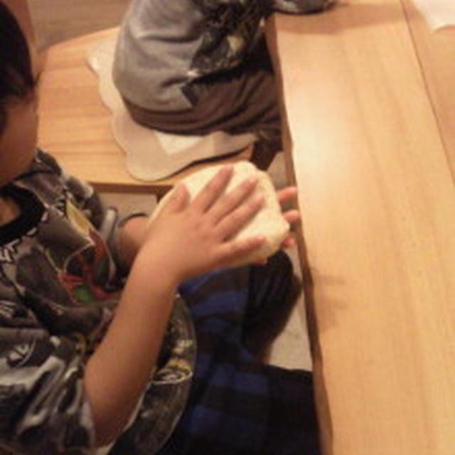 11/16 お手伝いロボットのパン作り
