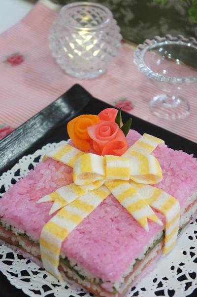 ホームパーティーで作りたい!見た目が華やかなちらし寿司7選
