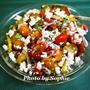 トマトと柘榴のサラダのレシピ