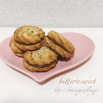 ノワゼットクッキー*