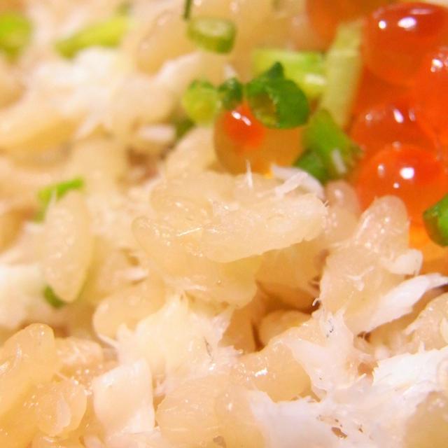 炊き込みご飯のレシピ〜THE 鯛飯〜 *初詣の夜店