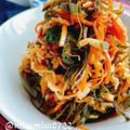 切り干し大根と切り昆布の醤油漬け(動画レシピ)/Dried strips of daikon radish and cut kelp. by みすずさん