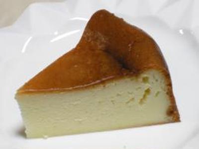 米粉のチーズケーキと孫の仕返し