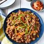野菜と漬け込んだお肉を炒めだけ【プルコギビーフ】15分/冷蔵5日/フライパン