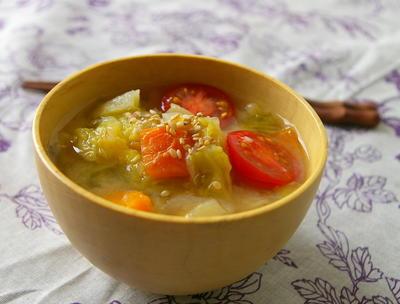 炊飯器で1発♪一生食べたい「体質改善スープの素」の作り方