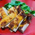 鶏モモ肉の照焼 / 牡蠣だし醤油モニター