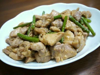 【おうちパーティー】簡単!鶏肉の味噌漬け♪