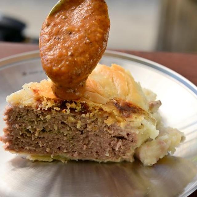 ミートパイをダッチオーブンで作る 第13回世界料理研究会(前編)