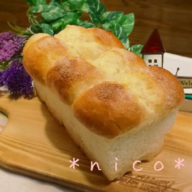 *ペコちゃんのシュガートップパン♡♡めっちゃ美味しい~!*