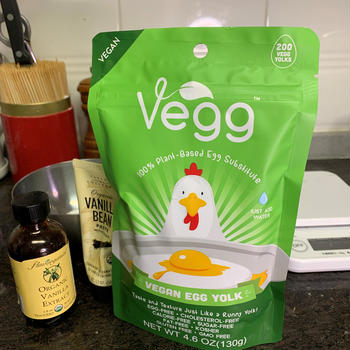 テストキッチン:The Veggという卵代用製品でクレームブリュレを作ってみた!