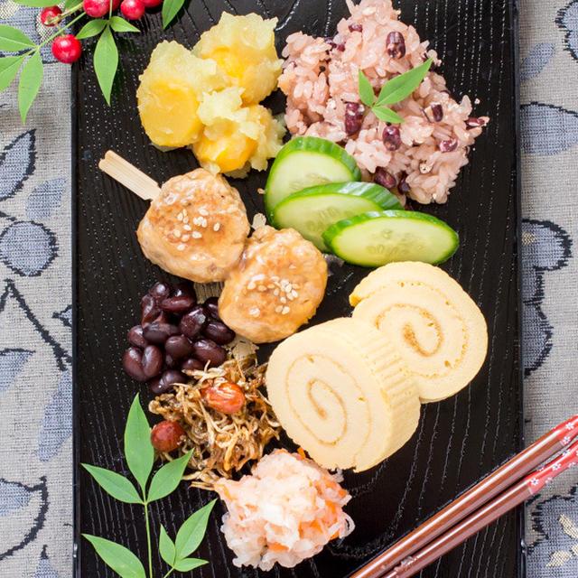 Osechi Ryori Lunch Plate