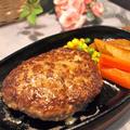 鉄板でかでかハンバーグ by shoko♪さん
