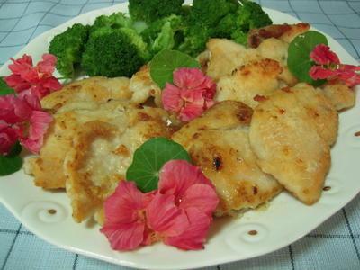 鶏肉のシンプルソテー【祝】ブログ開設7周年