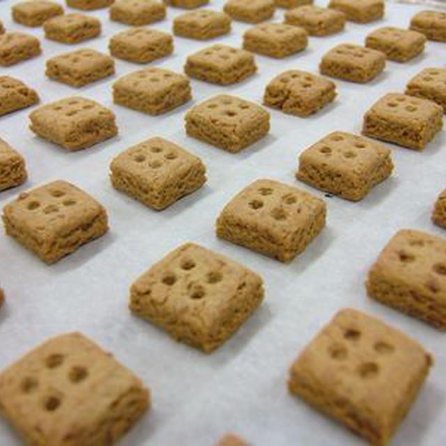 ライ麦クッキー