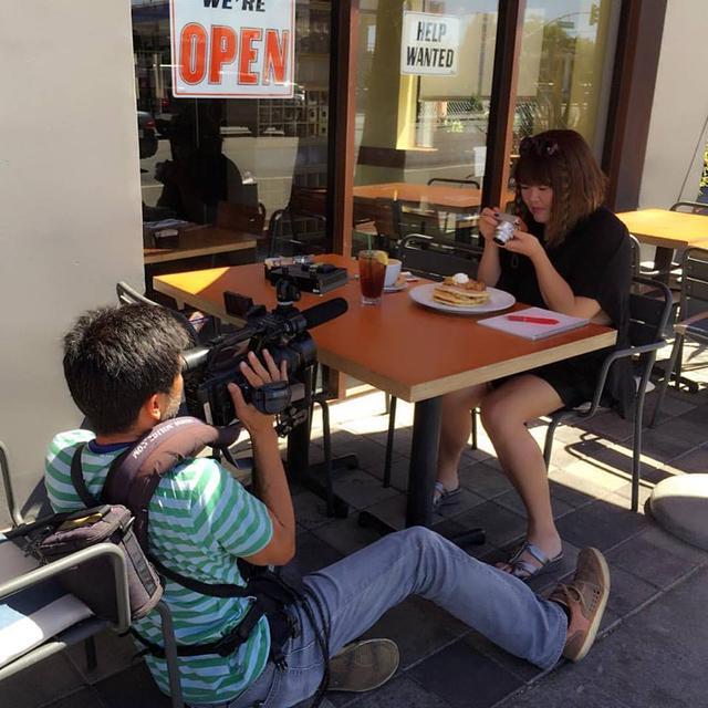 【告知】この度NHKの番組「2度目のロサンゼルス」に出演する事になりました!