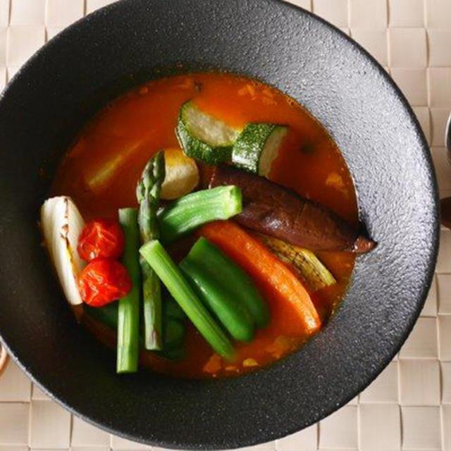 オメガ3たっぷりの超お手軽スープカレー
